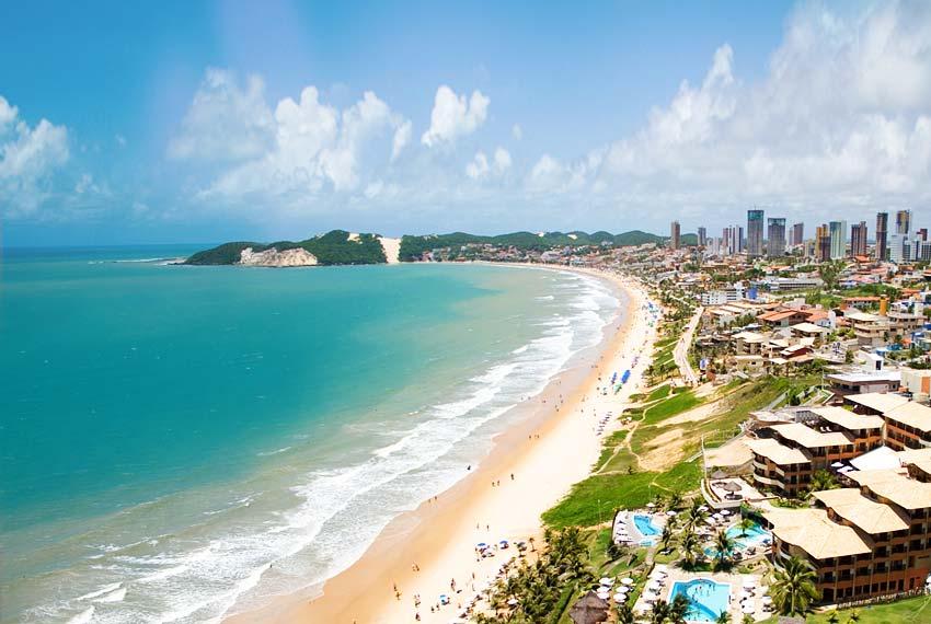 Conocer Natal | Pontalmar Playa Hotel – Natal – RN – Brasil